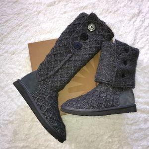 UGG | Lattice Cardy Boots